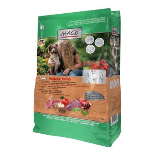 Mac's soft adult Grain Free lamm 1,5kg