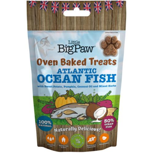 LBP Dog ocean fish, potato, pumpkin, coconut & herbs 130g