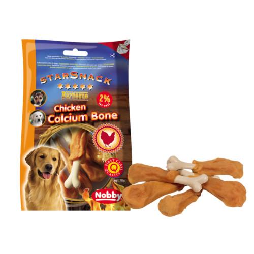 StarSnack BB Chicken Calcium Bone - 70g
