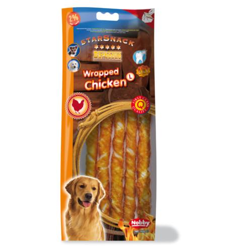 StarSnack Chicken Wrapped L - 144g/25cm