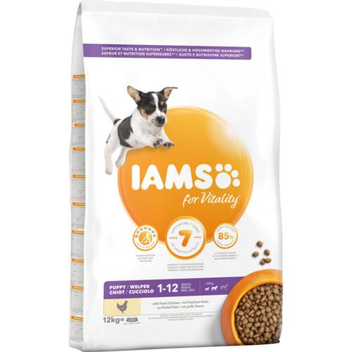 Iams Dog Puppy S&M 3 kg
