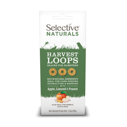 Selective Naturals Harvest Loops 80 g