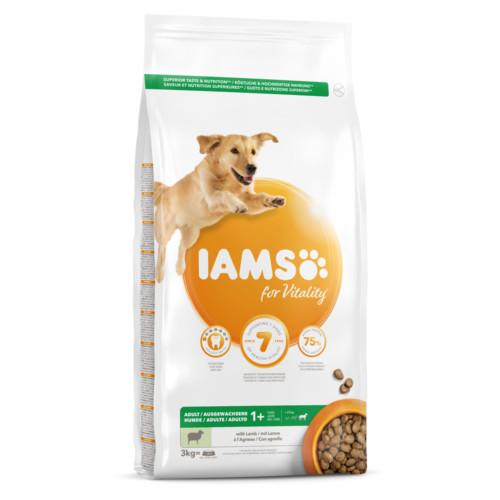Iams Dog Ad Large Lamb 3 kg