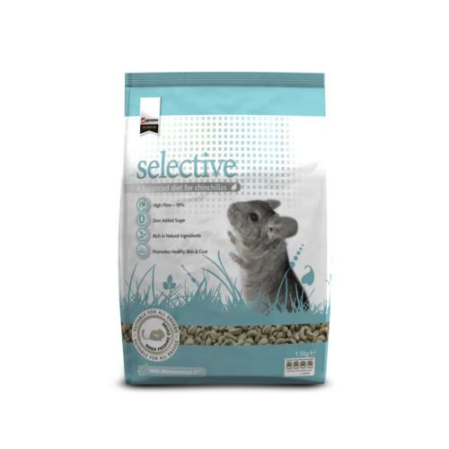 Selective Chinchilla 1.5kg