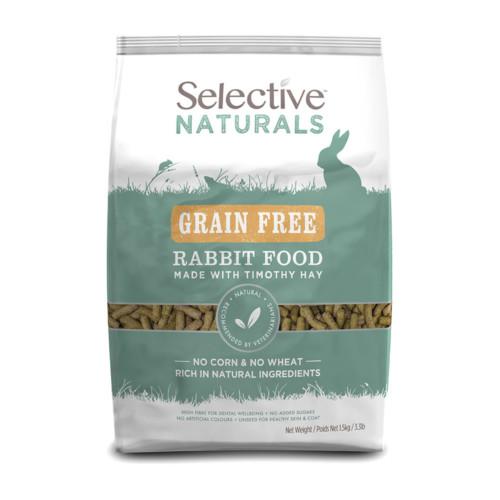 Selective Naturals Rabbit Grain Free 1,5 g