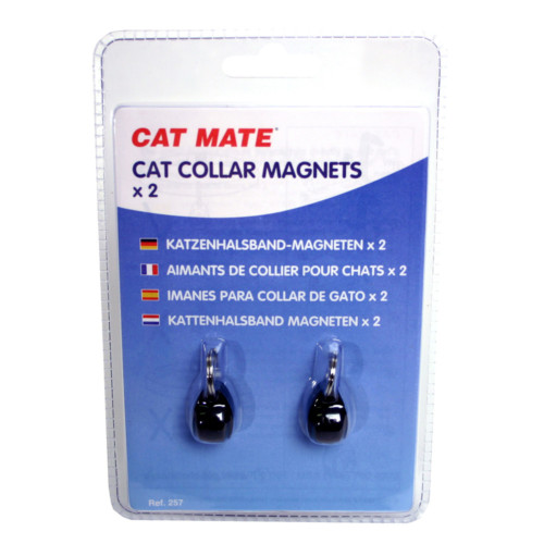 Nyckel Cat Mate (775100/02) 2-p