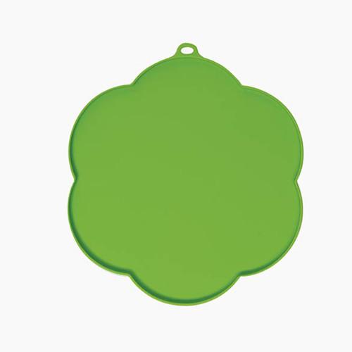 CATIT Flower underlägg grön 30 cm