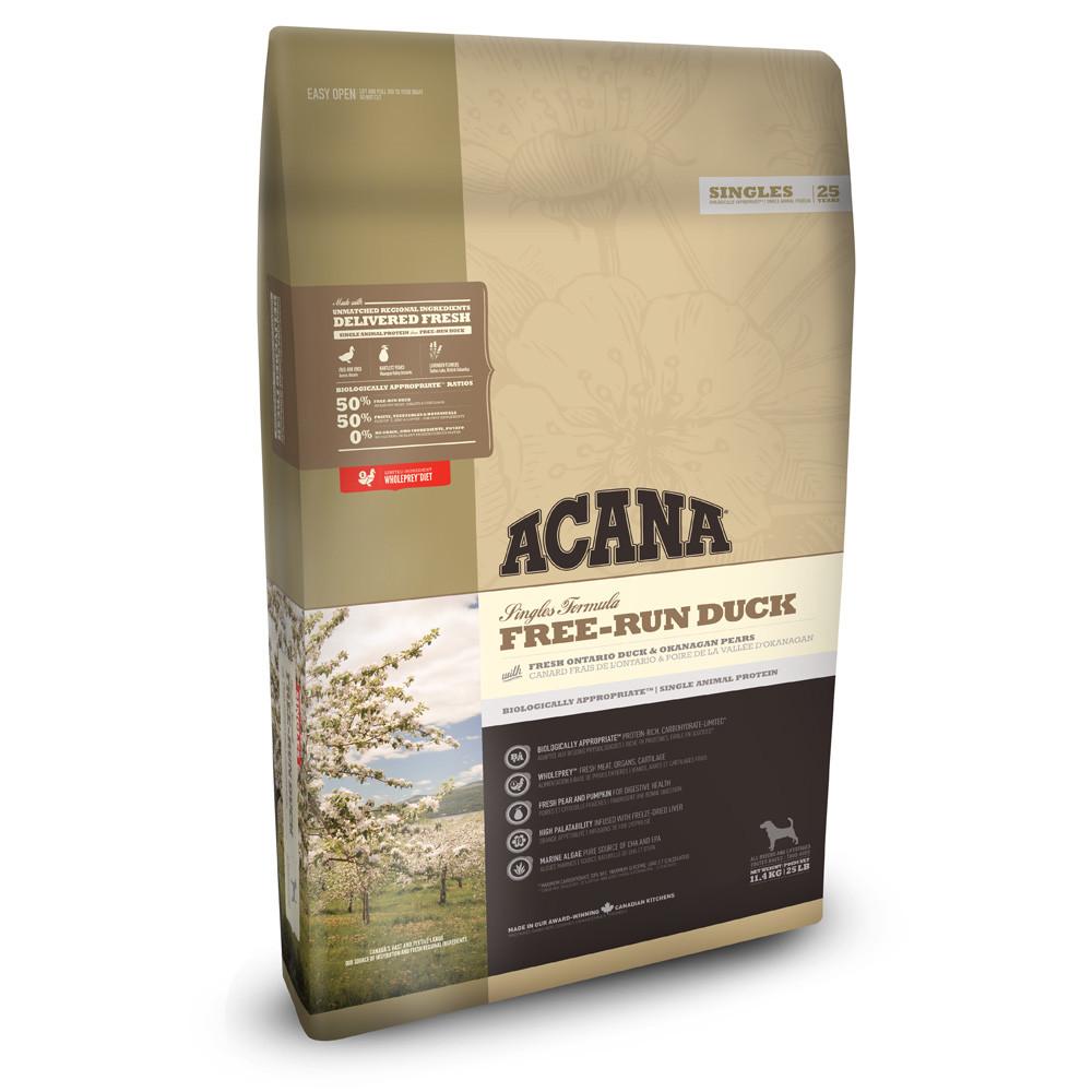 Acana Dog Free-run Duck 11,4 kg