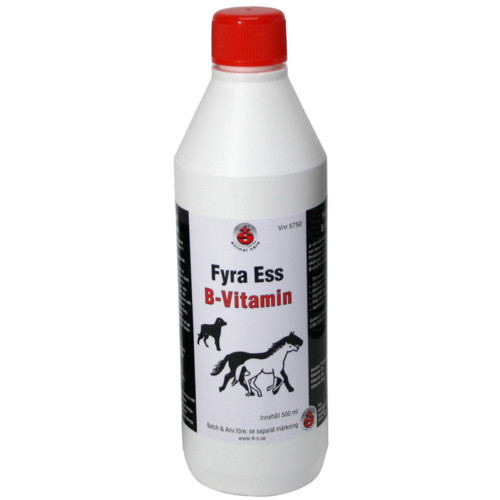B-vitamin 4s 500 ml