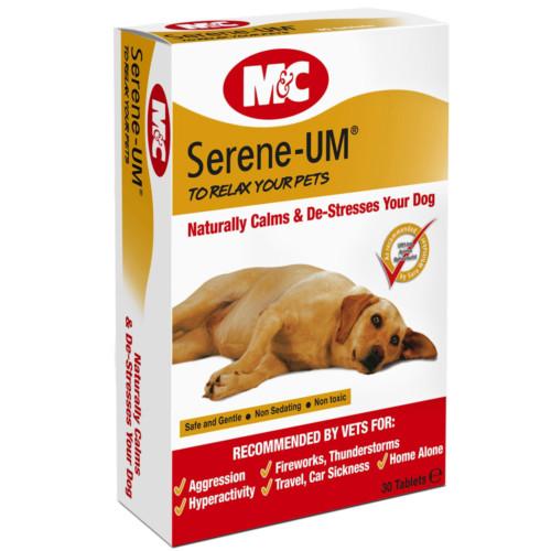 Serene-Um vitamin/mineraler 30 tabl