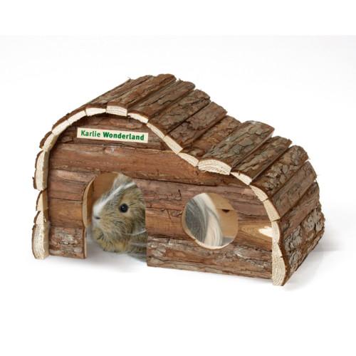 Trähus till råtta