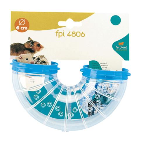 FPI 4806 Hamsterrör U-turn