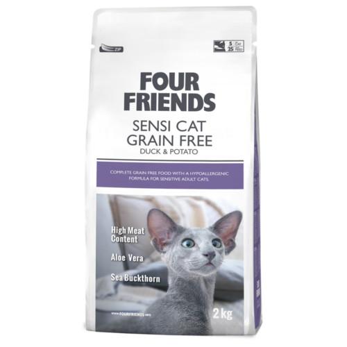Four Friends Cat Sensi Cat 2 kg