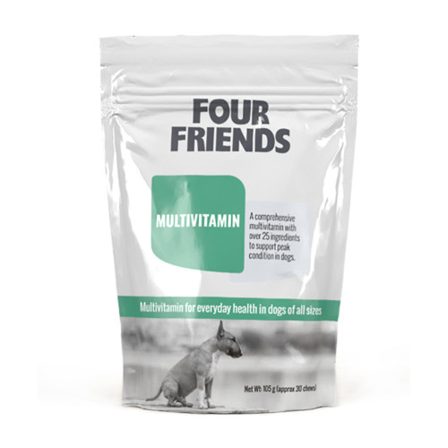 FourFriends Multivitamin 105g
