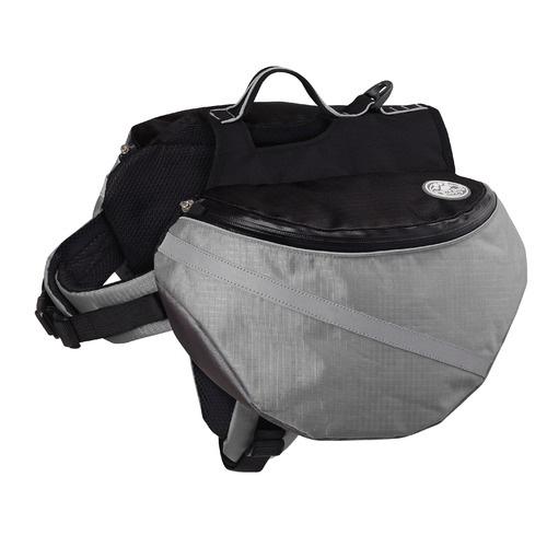Klövjeväska grå s 7-18kg