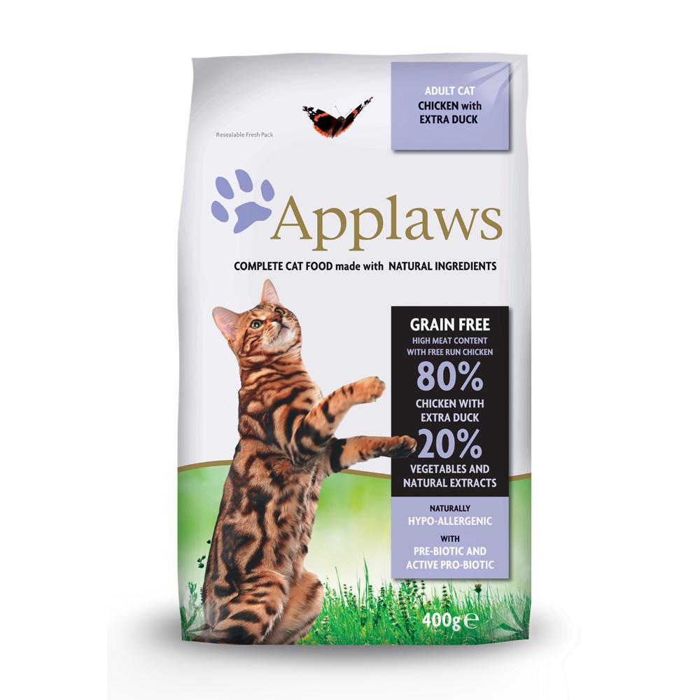 Applaws katt Adult Chicken&Duck 400g