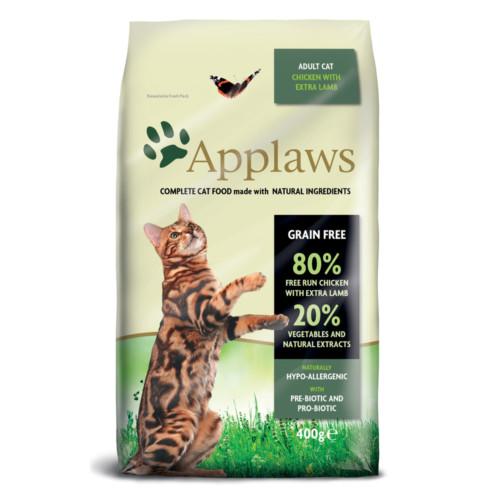 Applaws katt Adult Chicken&Lamb 400g