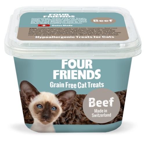 FF Cat Treat Beef 100g
