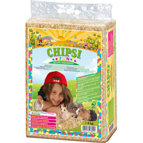 Burspån Chipsi FUN 75 L