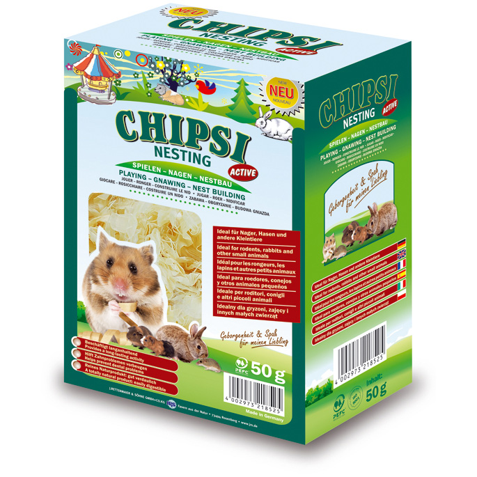 Chipsi Nesting Bed 20 g