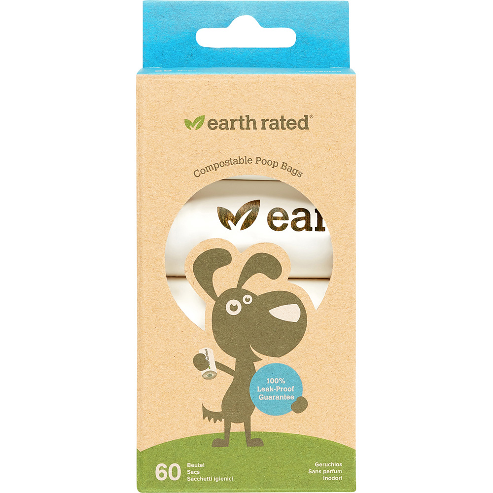 Earth Rated Komposterbara 60st 4rullar