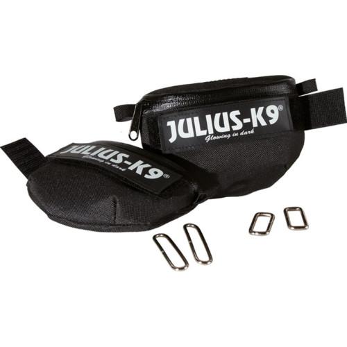 K9 IDC Univ. side tasker / Par størrelse