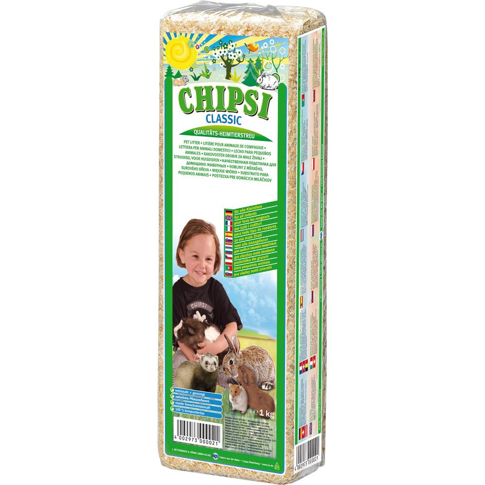 Chipsi classic spån 15L