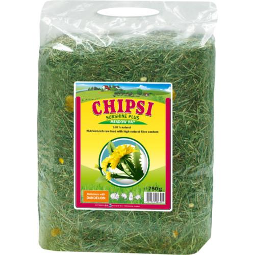Chipsi hö och maskros 750g