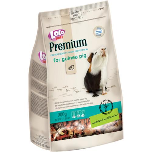 Premium marsvin 1000g