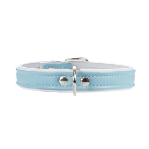 Halsband M.Art Ljus Blå L27 Lj Blå/Vit