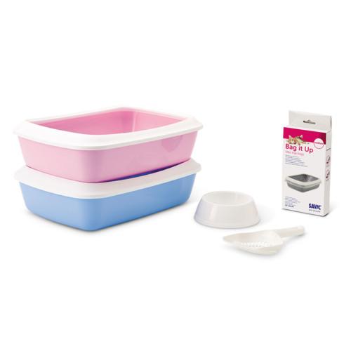 Iriz starter kit låda + tillbehör rosa