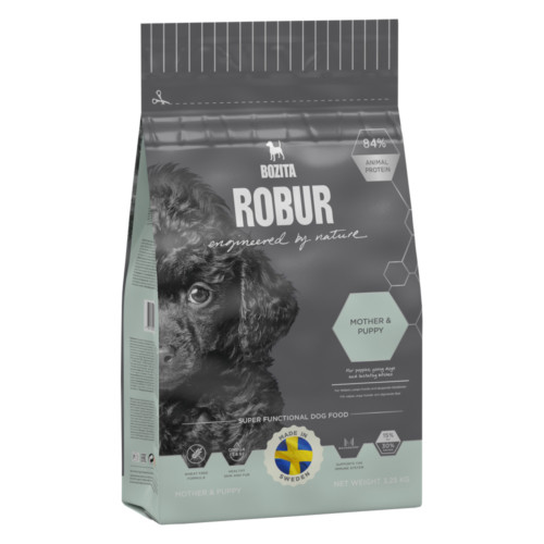 Robur Mother & Puppy 3,25kg