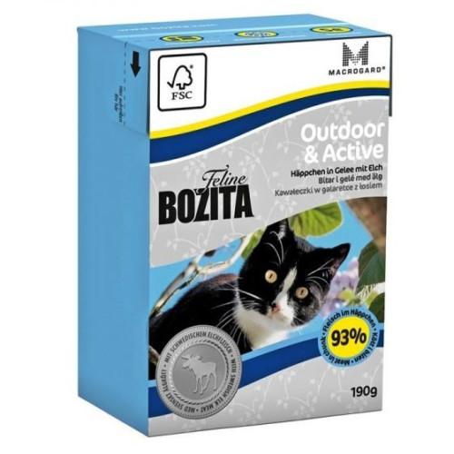 Bozita Feline Tetra Outdoor & Active 190 g
