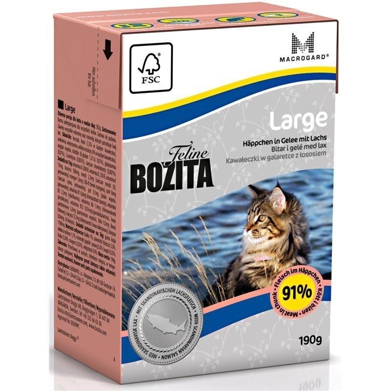 Bozita Feline Tetra Large 190 g
