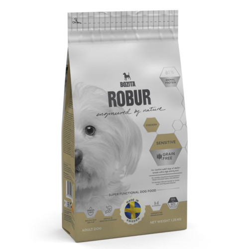 Robur Sensitive Grain Free Chicken 1,25kg