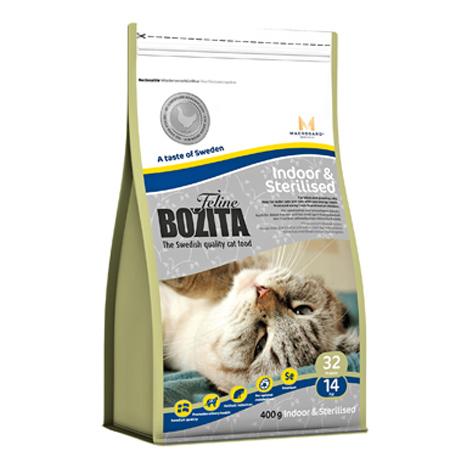 Bozita Feline Indoor & Sterilised 400g