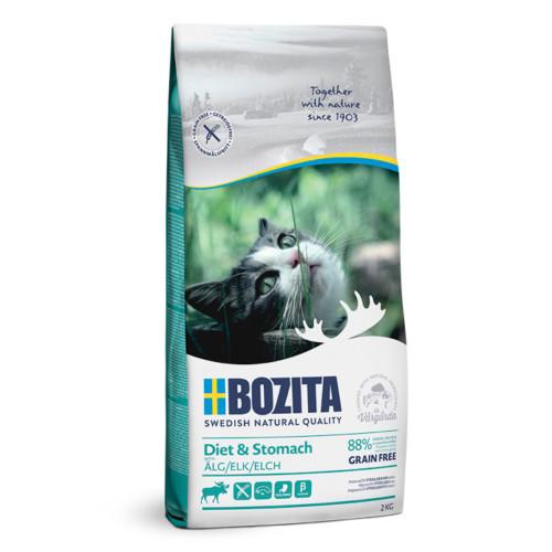 Bozita Diet & Stomach Grain Free Elk 2 kg