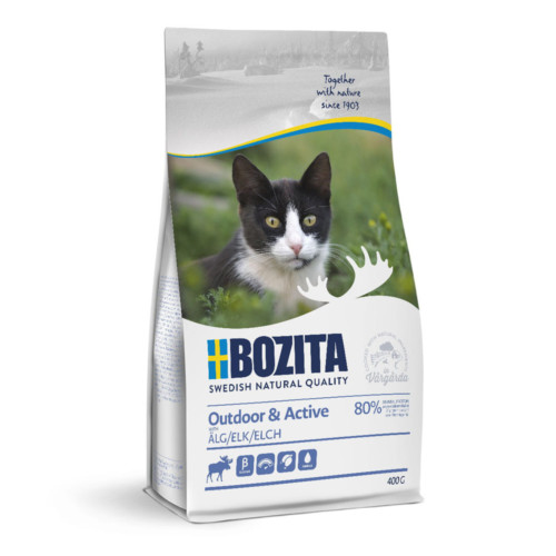 Bozita Outdoor & Active Elk 400g