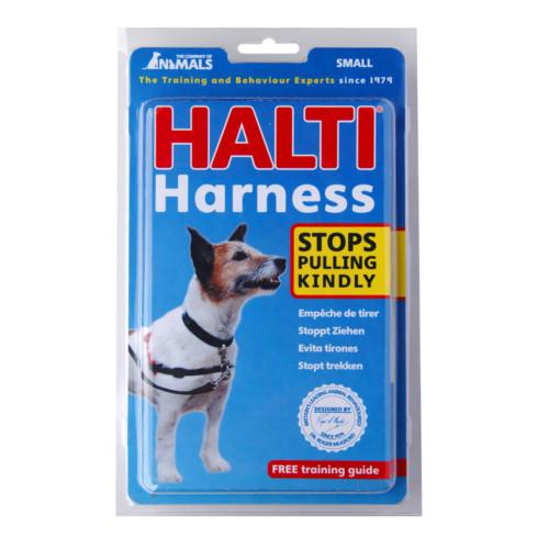 Halti Harness sele small svart