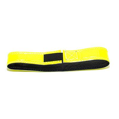 Reflex Halsband Gul L30 B25 Hund Resår