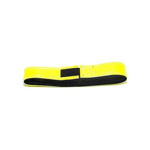 Reflex Halsband Gul L55 B35 Hund Resår