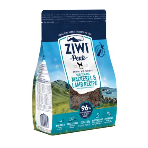 *ZIWIPEAK* Dog Mackerel & Lamb 1kg